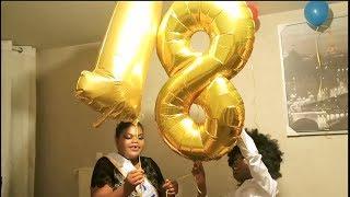 VLOG : L'ANNIVERSAIRE DES ENFANTS LES 18 ANS DE HIKMA #SAKINAFAMILY