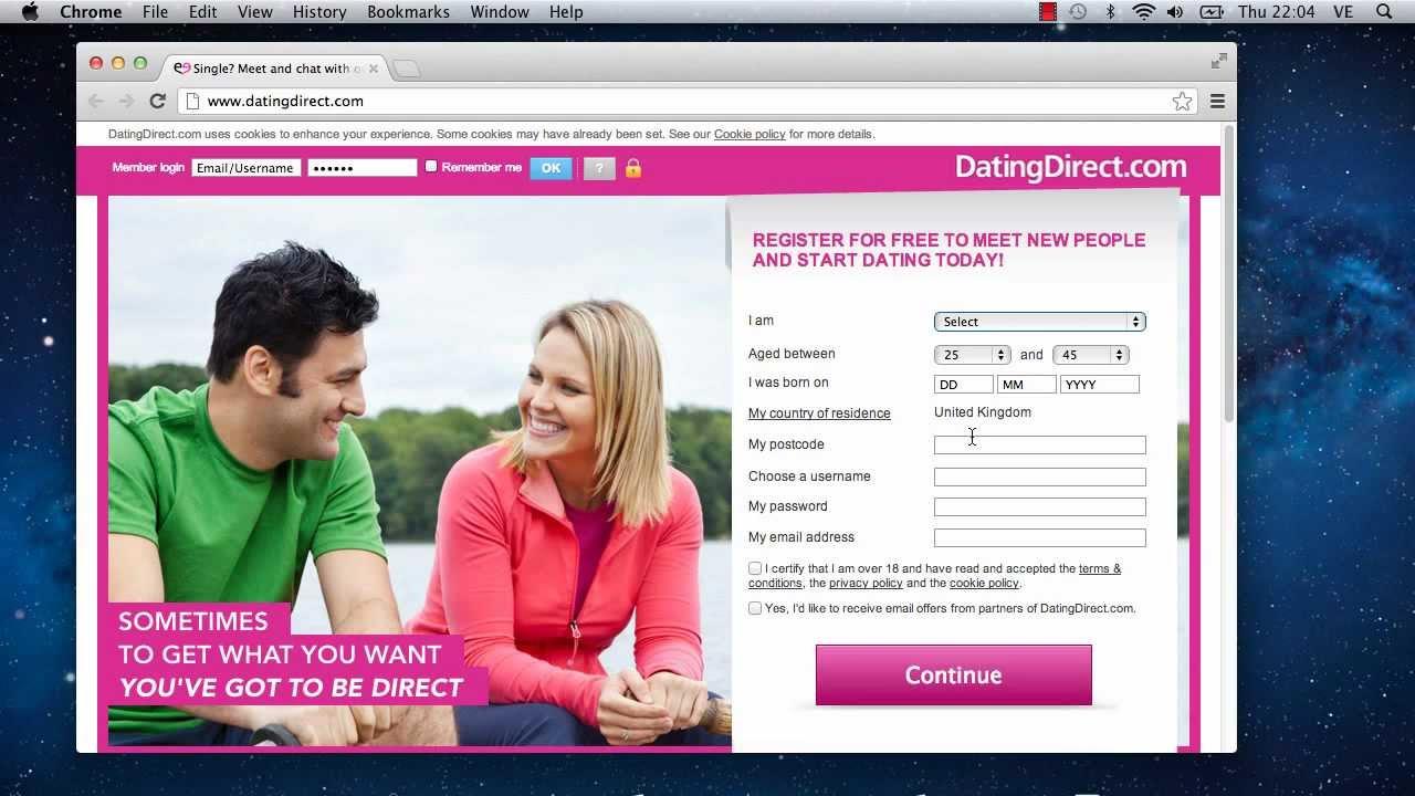 Middelaldrende internet dating blogs