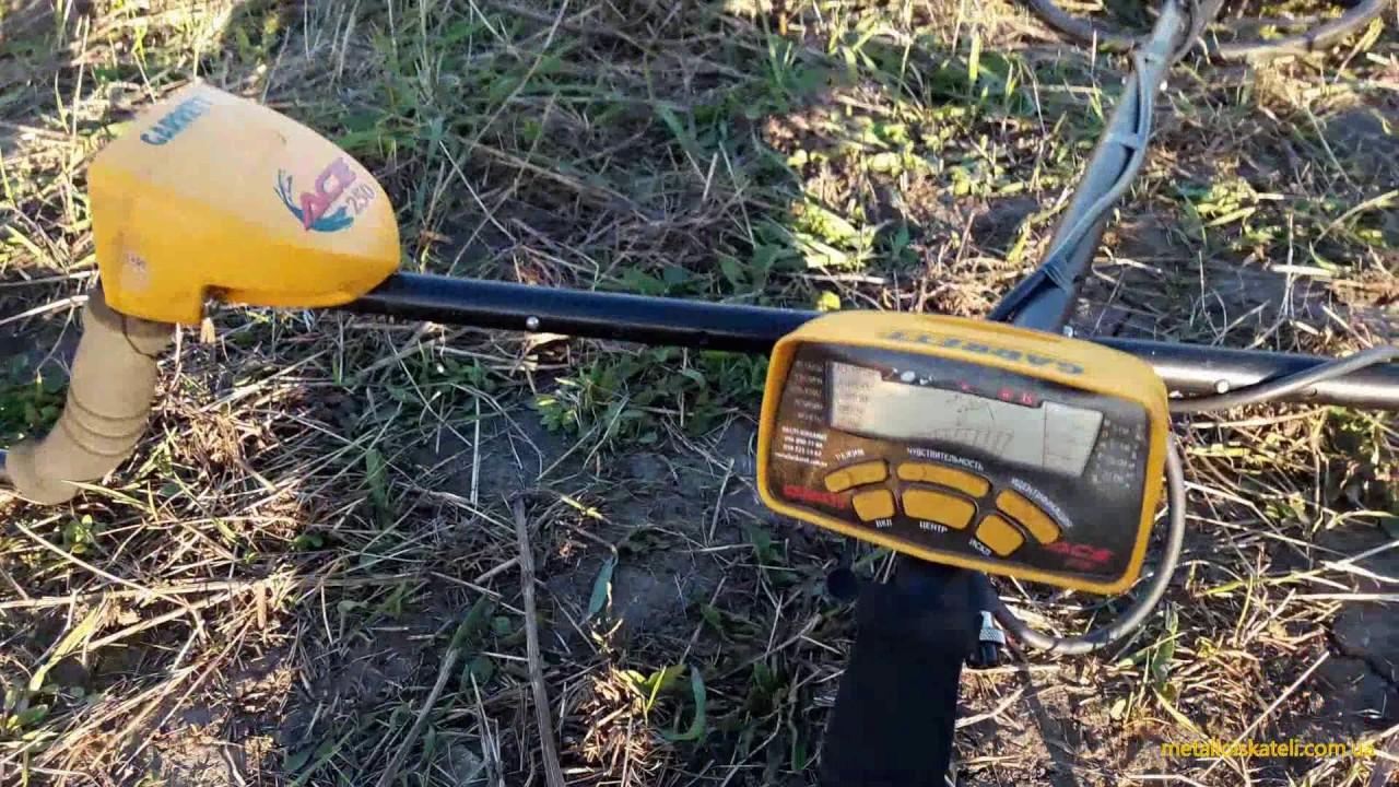 Самодельная катушка для GARRETT ACE 250 - YouTube