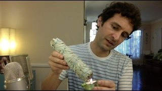 Smudging 101 - How to smudge with Sage, Frankincense, Incense and Sound