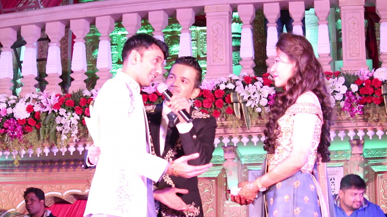 Must Watch : Indian Groom, Chinese Bride Wedding Hosting by Girish ...