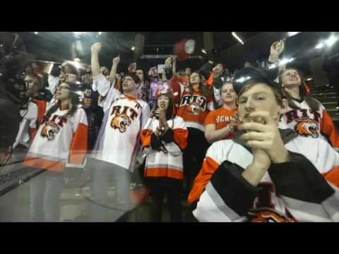 Magical hockey season for the RIT Tigers comes to an end