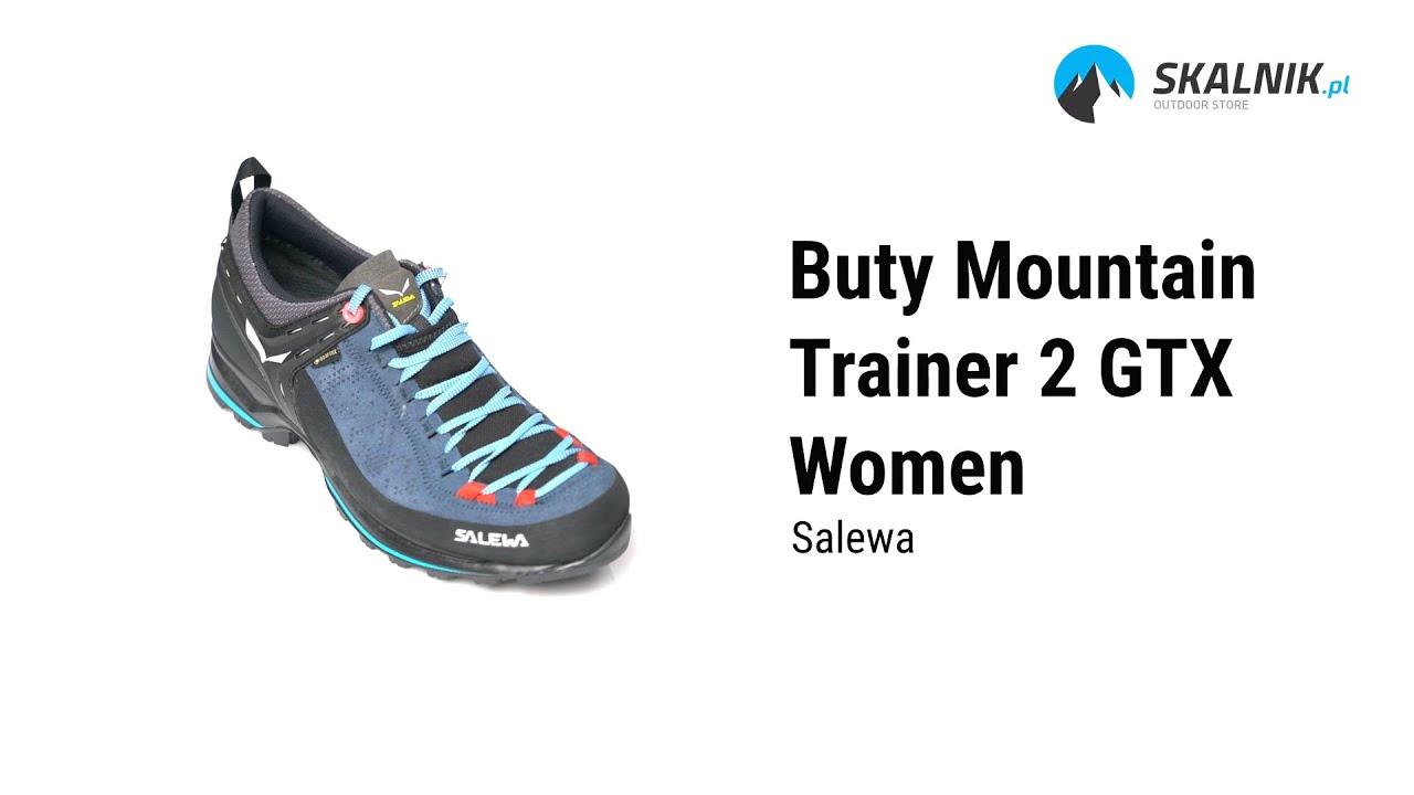 Buty Salewa Mountain Trainer 2 Gtx Women Skalnik Pl Youtube