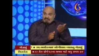 Arvind Vegda in Talk Show