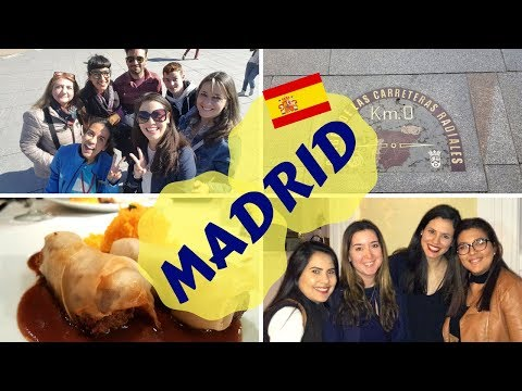 YOUTUBERS en MADRID | Cómo son los españoles