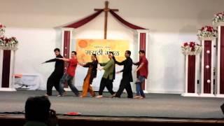 Sankranthi 2014 - Marathi Mandal last part