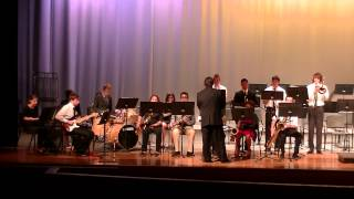 2014 Gaithersburg Spring Concert Jazz band The Blues Walk