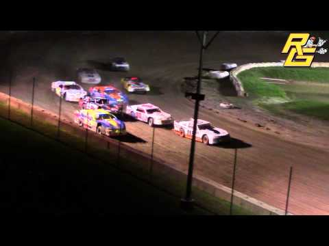 Penn Can Speedway Highlights July 17, 2015