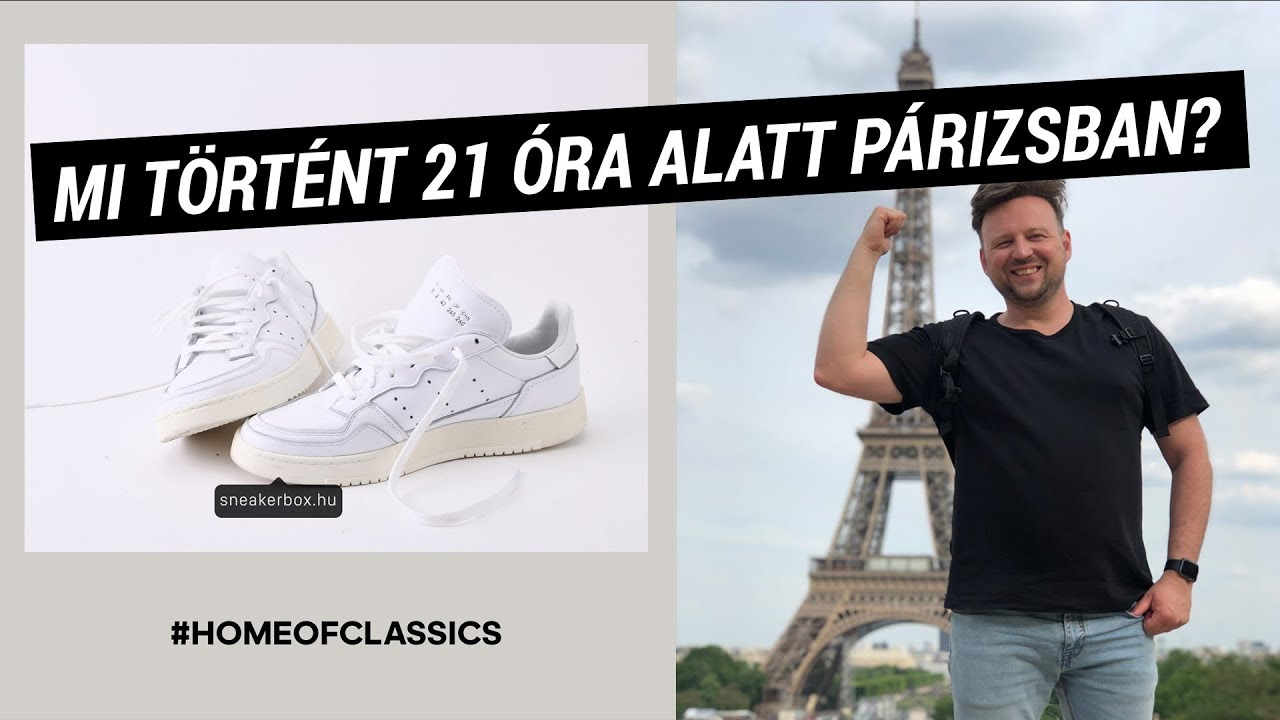 adidas Originals Home of Classics sneakerbox.hu blog