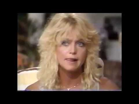 Goldie Hawn - Barbara Walters Interview 1982
