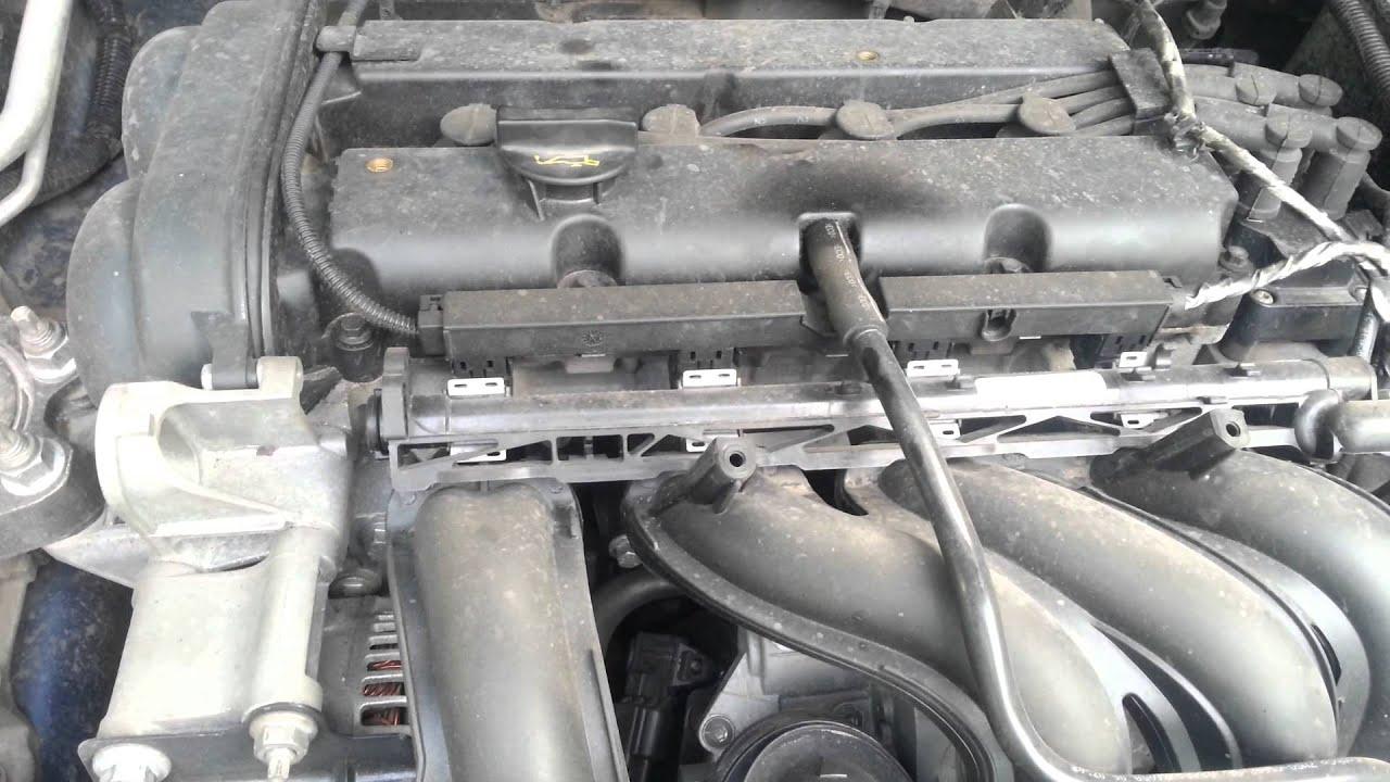 Форд фокус 1 в/в провода zetec 1 8 18 фотография