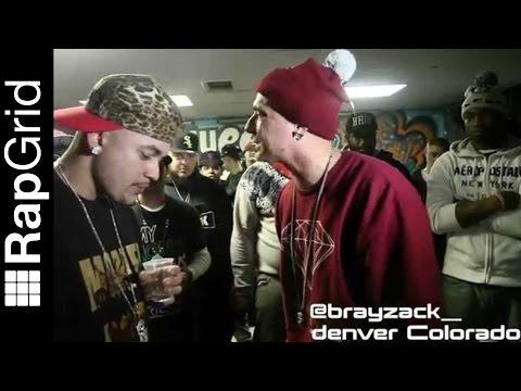 Cortez vs Brayzack | Rap Grid Exclusive (Tiers Over Tears)