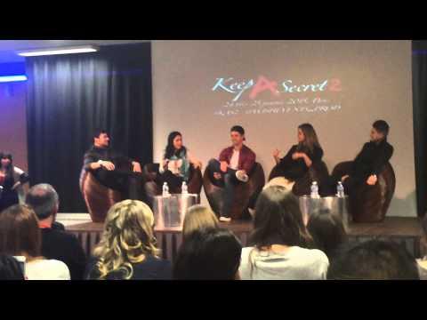 KEEP A SECRET 2 | Drew, Sasha, Ian and Cody hearing their french voice | 25/01