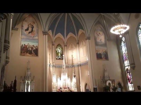 Emmanuel Catholic Church Easter Sunday 2016 (Alleluia! Alleluia! Let the Holy Anthem Rise)