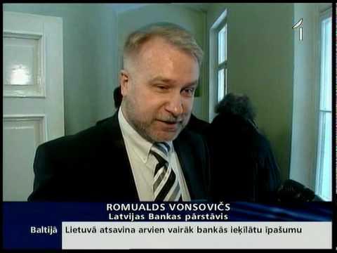 Tiesa sāk skatīt «Bankas Baltija» likvidatoru prasību