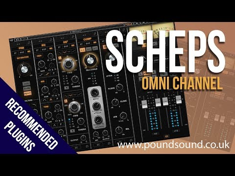 Recommended Plugins: Waves Scheps Omni...