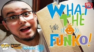 Intro & October F-Box Unboxing | What The FUNKO! (ep.01)