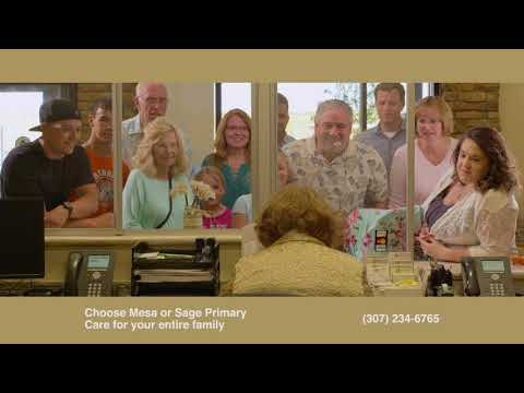 Minivan - Mesa & Sage Primary Care Clinics