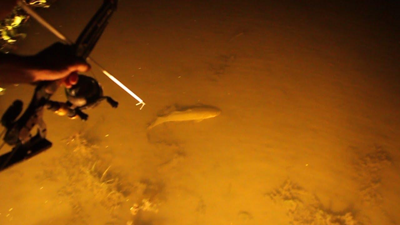 Ice fishing for Ice fishing at night