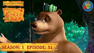 Jungle Book Cartoon Show Full HD - Season 1 Episode 51 - Baloo The King