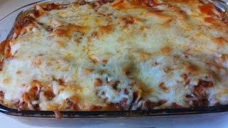 Cheesy Pasta Bake RECIPE  ThickChickCooks