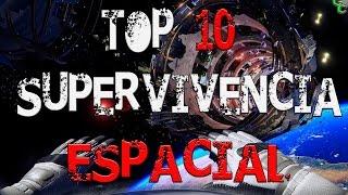 Top 10 Juegos Supervivencia Espacial [Enero 2017]