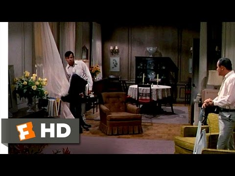 The Odd Couple (4/8) Movie CLIP - Clean vs. Dirty (1968) HD