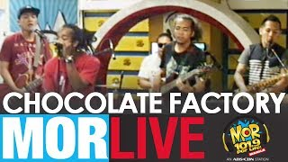 Chocolate Factory sa MOR Live ng MOR 101.9!