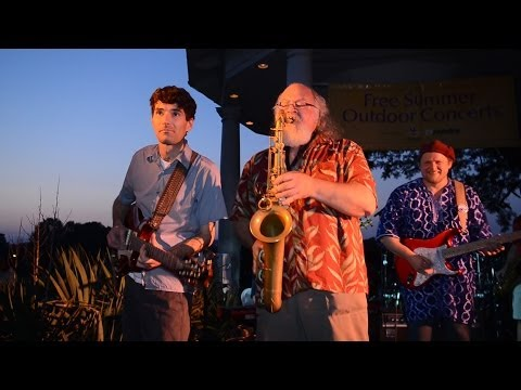 No Condition Is Permanent - Chopteeth Afrofunk Big Band live