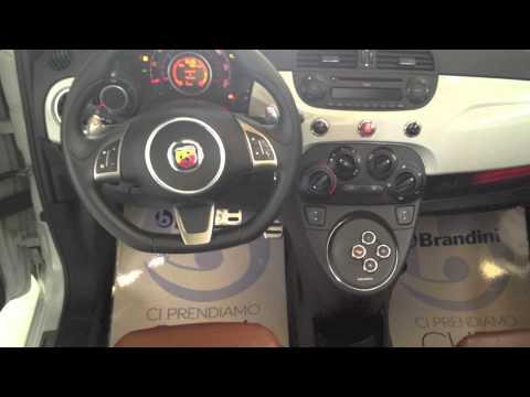 Abarth 500c Www Brandini It Cambio Automatico Km 48 011 2011 16 400