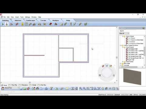 Home Design Software Envisioneer Quick Start Guide