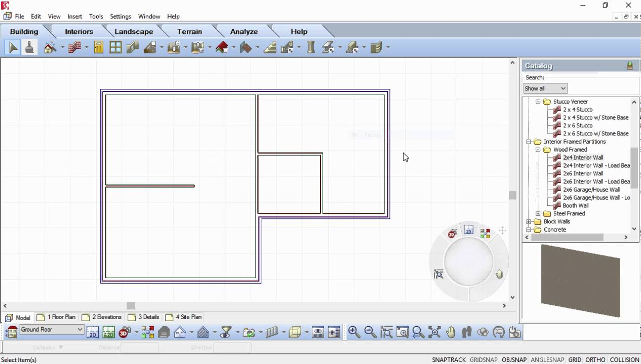 Home Design Software Envisioneer Quick Start Guide - YouTube