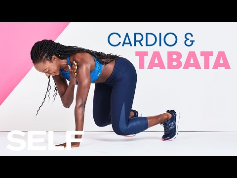 30Minute Cardio Workout With Tabata Burnout  SELF