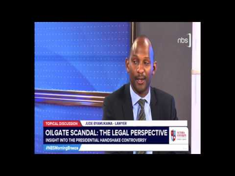 6 Billion Hand Shake - Legal Perspective (Lawyer Jet Tumwebaze, Lawyer Jude Byamukama) - Part II
