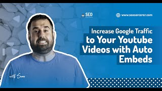 YouTube SEO Tips 2021  How to Find and Index AutoEmbeds and Improve Your Google Search Rankings