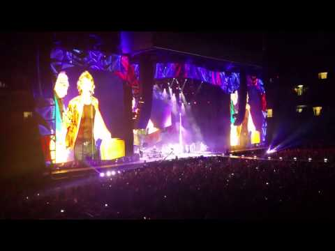 "Rolling Stones - ""Out of Control""- Buffalo 7/11/15"