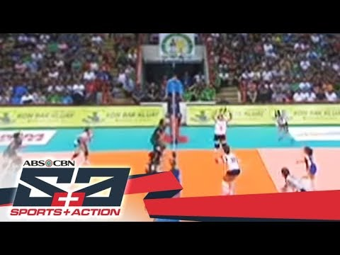 The Score: Team Philippines drops from AVC Championship quarterfinals