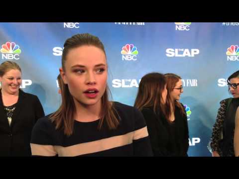 The Slap: Makenzie Leigh  Premiere