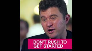 Learning before launching with Daniel Priestley