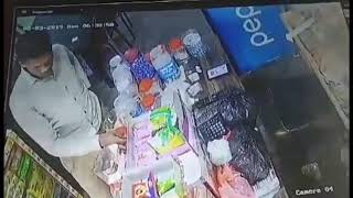 Sri Lankan soldier caught stealing from Tamil shop