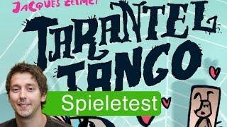 """""""Tarantel Tango"""" (Spiel) im Test von SpieLama"""