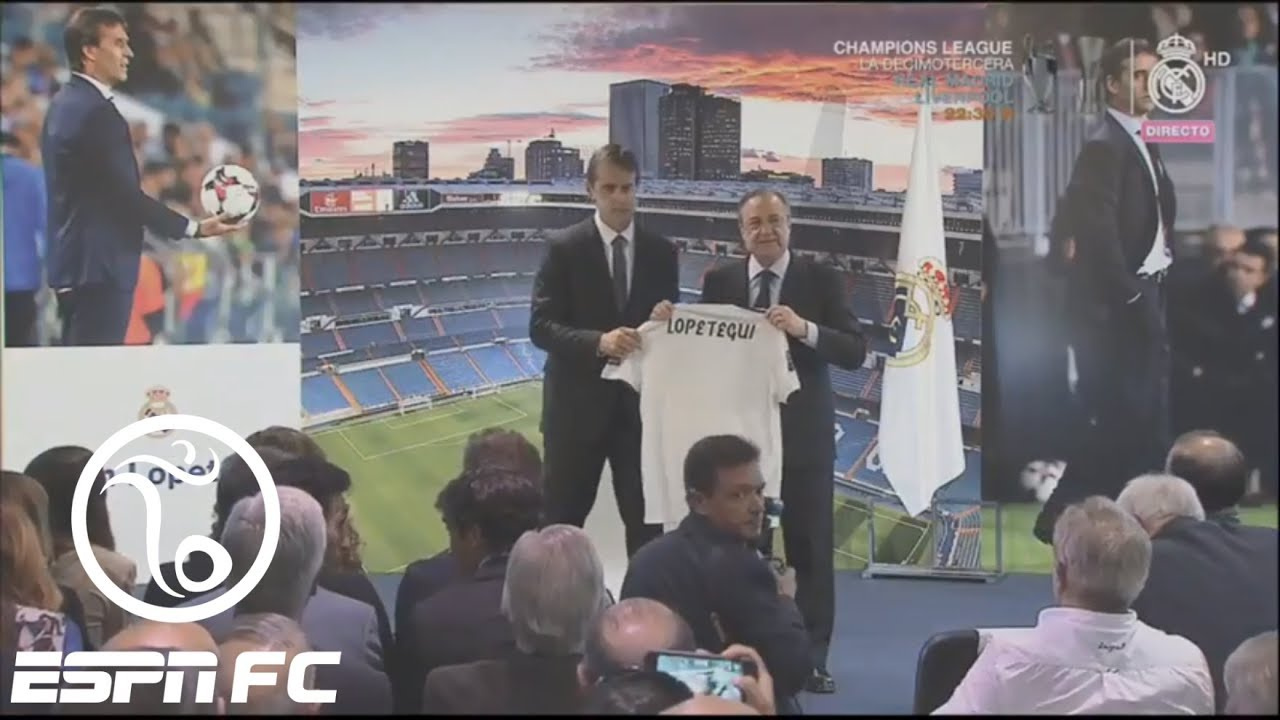 Real Madrid's Julen Lopetegui: Spain sacking one of my saddest days, today one of happiest | ESPN FC