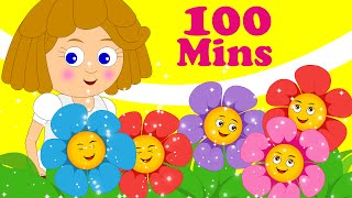 Mary Mary Quite Contrary | ABC Songs for Children & Lots More Nursery Rhymes from Kidscamp