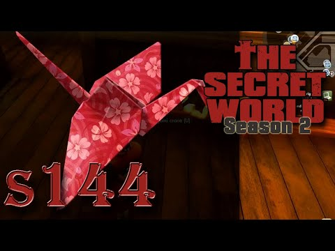 The Secret World S2.144 - Love and Origami Part 2 - Beautiful Origami