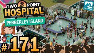 🚑🌴 Two Point Hospital #171 - Superbug (Topless Mountain ⭐⭐⭐)