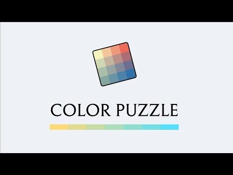 Color Puzzle Game Download Free Hue Wallpaper