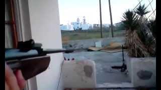 Air Rifle Power Contest!