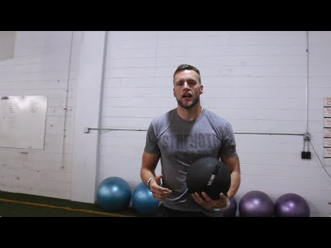 7 Primal Movement Med Ball Exercises | Overtime Athletes