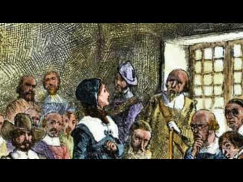 Anne Hutchinson and the Puritan Spirit