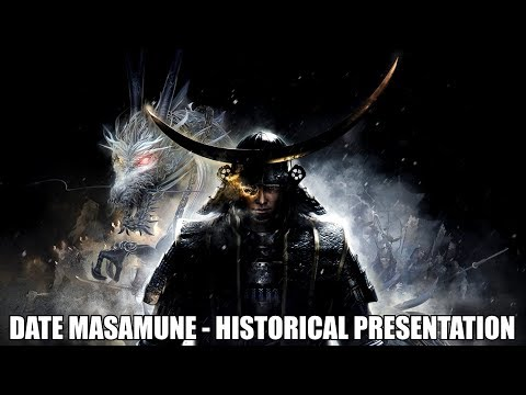 Date Masamune And The Sengoku Jidai - History